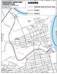 Schuylkill River Trail Plan