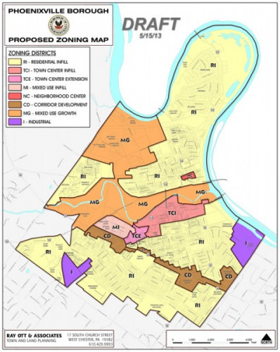 Phoenixville Zoning Ordinance