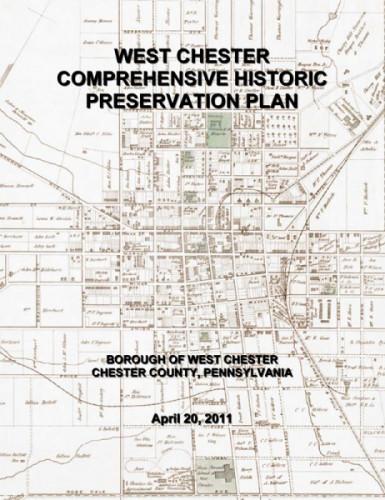 West Chester Comprehensive Historic Preservation Plan (2011)